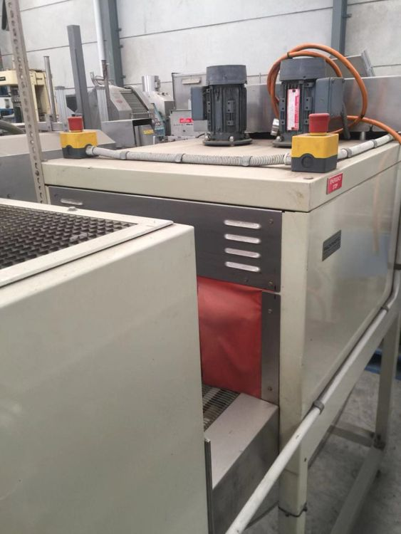 Packmatic 50ST25, Heat Shrink Tunnel / Sealer