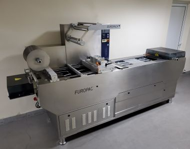 Europack TH 3200 - 360 Thermoforming machines