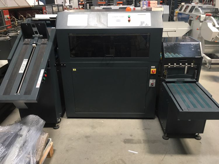 Challenge CMT 130, Fully automatic Three Knife Trimmer