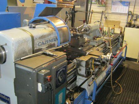 Cazeneuve Engine Lathe Variable HB 725