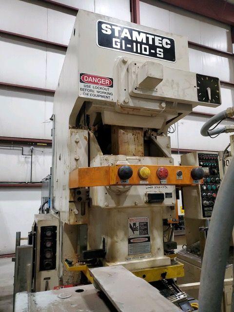 Stamtec G1-110S 121 Ton