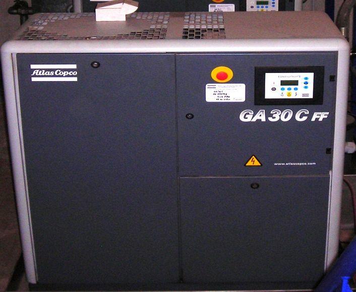 Atlas Copco GA 30 C FF 30 kW