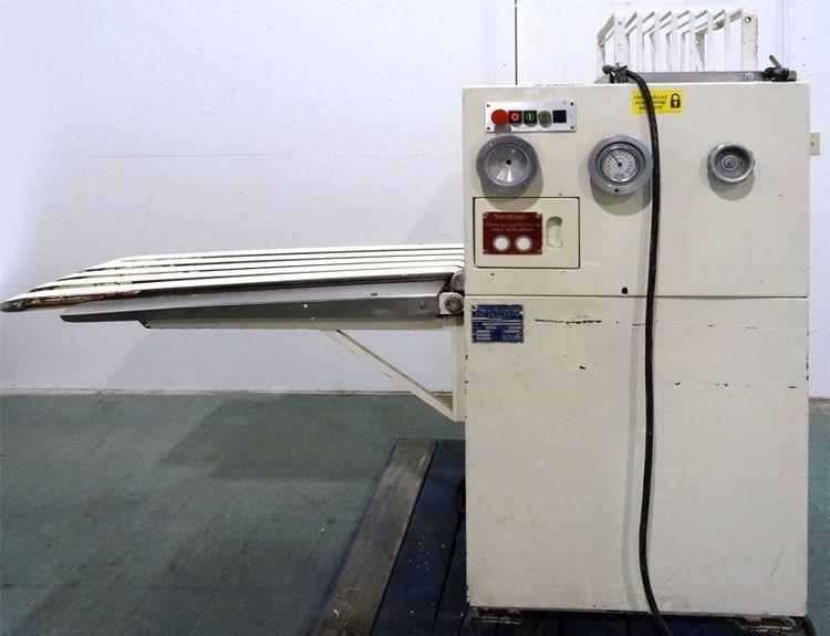 Koenig 1 5 row continuous Divider/Rounder