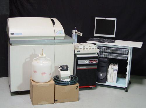 Perkin-elmer PE Elan 6100 ICP-MS Spectrometer