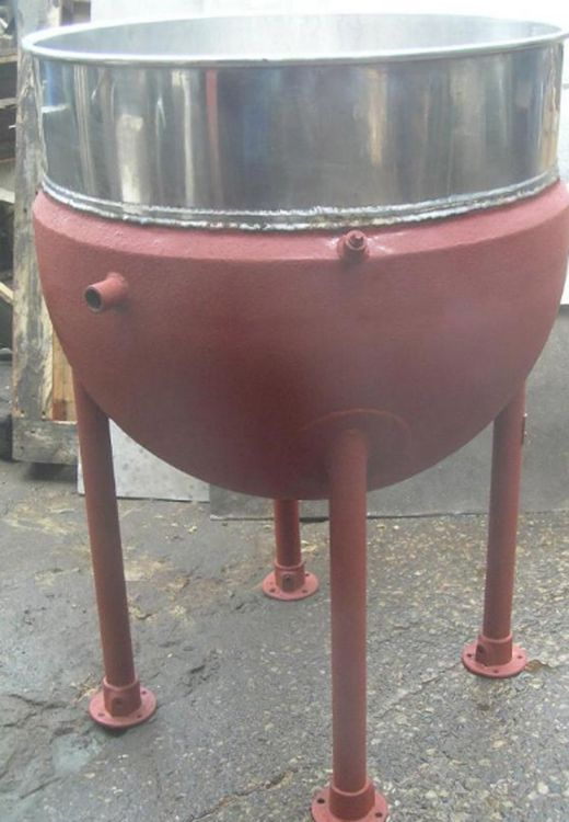 Others Hemispherical Jacketed Boiling Pan