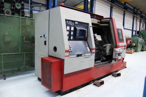 Mondiale Fanuc 10TF 1800 rpm M600 3 Axis