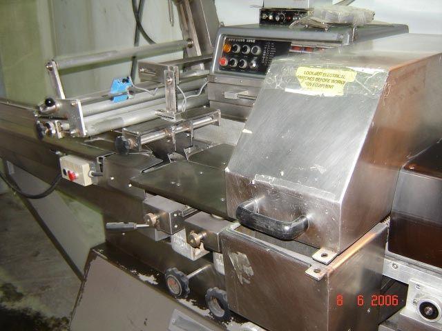 PFM 2500, INOX ALL STAINLESS STEEL HORIZONTAL WRAPPER