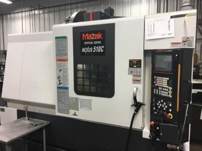 Mazak Nexus VCN-510C 3 Axis