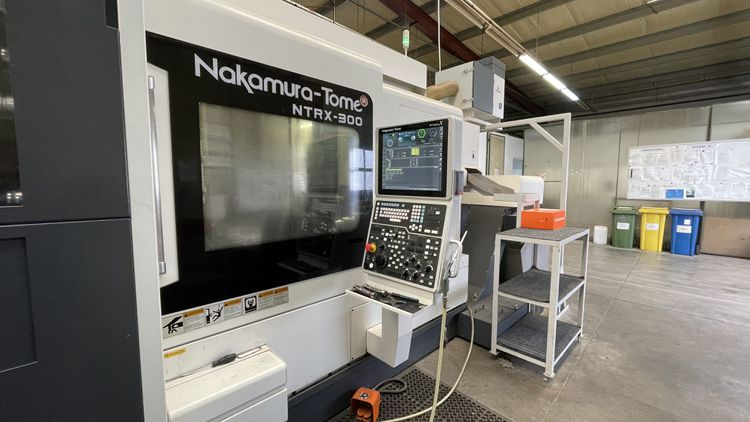 Special Offer: High Quality excellent condition CNC 5-Axes MCs and Turning Centers
