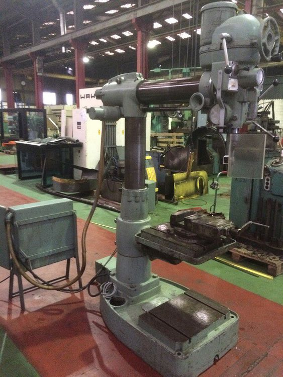 Others Radal drilling machine Variable