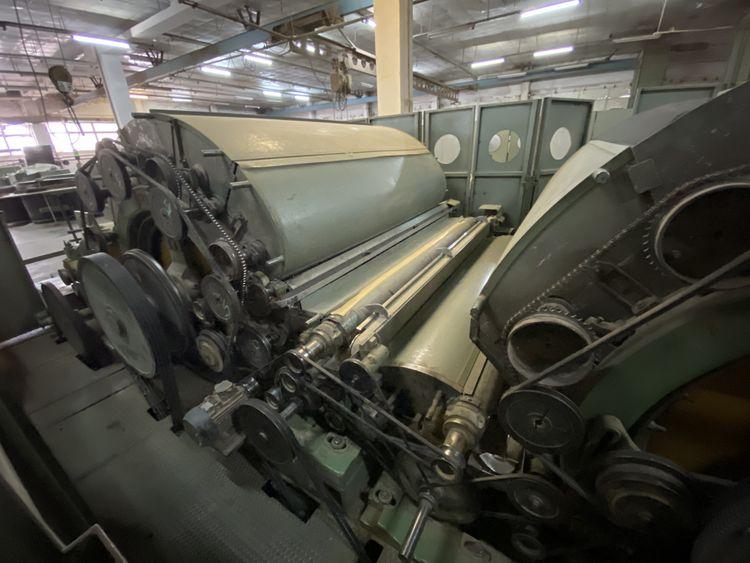 Cognetex, Rite, Savio Compltee wool processing line: