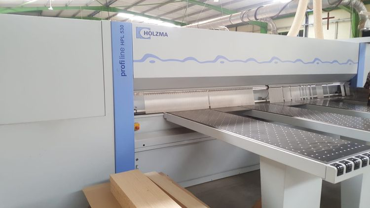 Holzma Profiline HPL 530/43/22, Beamsaw