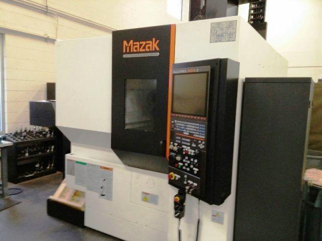 Mazak VCU 400A-5X 3 Axis