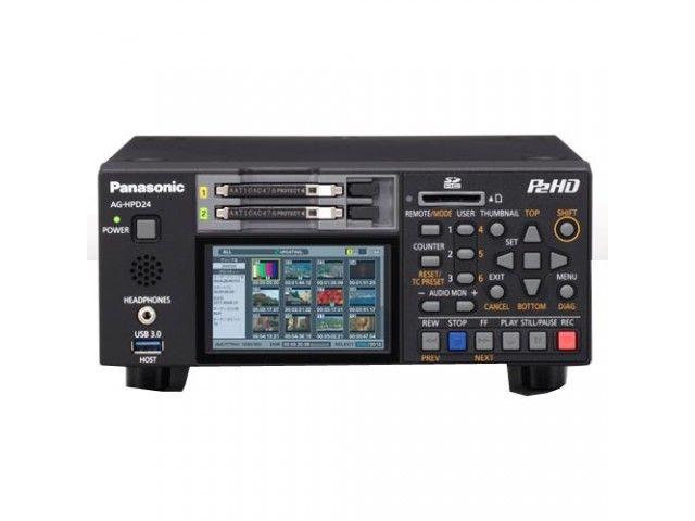 Panasonic AG-HPD24 P2 Portable Recorder