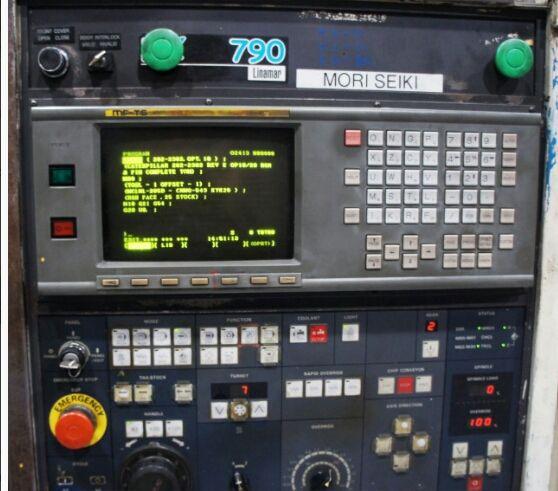Mori Seiki MFT6 up to 3500 SL-35B 2 cnc