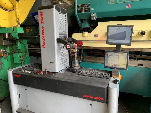 Parlec Parsetter TMM Presetter Tool Setter Inspection System