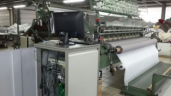Sotexi MBP multi-needle quilting