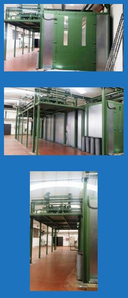 2 Tecnomeccanica Aspiration system