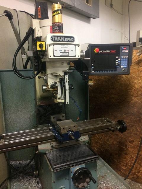 Southwestern Industries DPM SX2 vertical 4200 rpm
