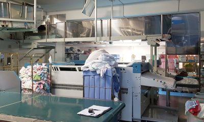 Kannegiesser Towel Folder AFM-SB-22-Q-LH + RH