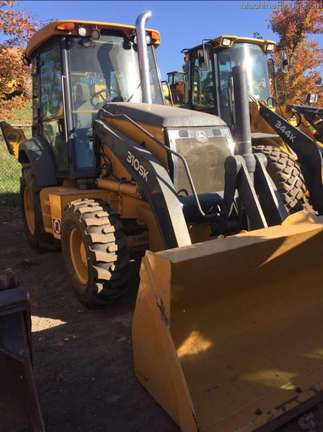 John Deere 310SK Backhoe Loaders