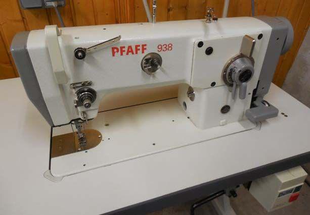 Pfaff 938 Sewing machines