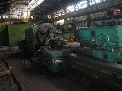 Kramatorsk Engine Lathe 200 rpm 1A660