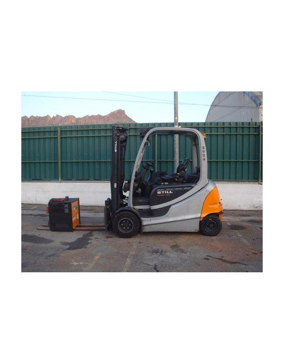 Still RX 60-30 L 3,000 kg