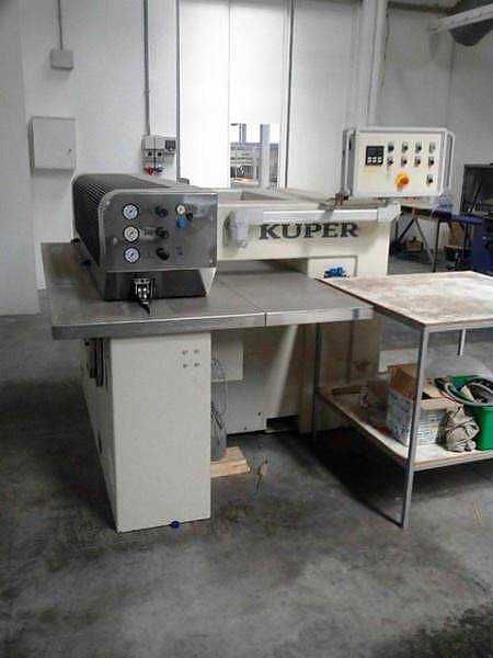 Kuper FLI Innovation, Veneer Splicing Machine