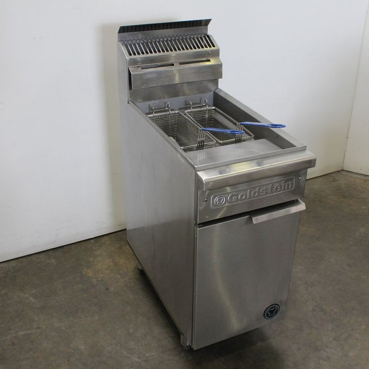 Goldstein VFG-1L Single Pan Fryer