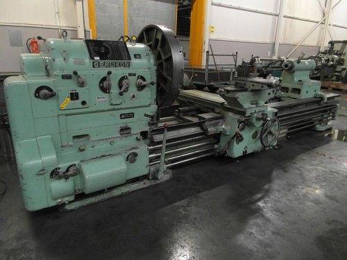 Oerlikon Engine Lathe 660 (30x) DM4S 550