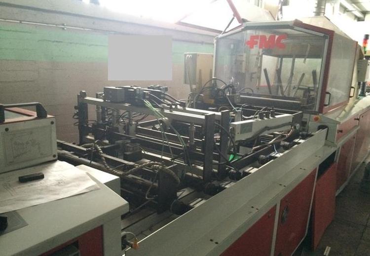 Hudson Sharp Bag making machine