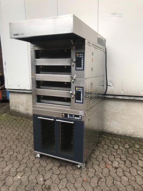 Miwe Condo  CO 4.0608 Multi Deck Oven