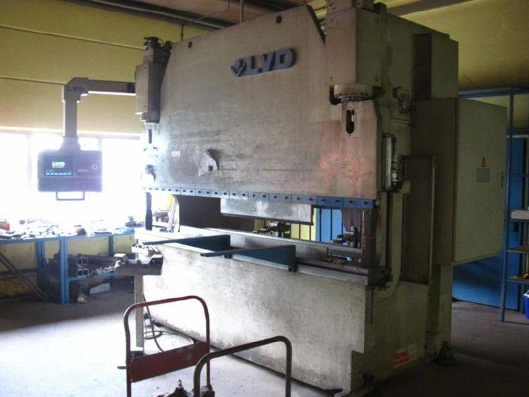 LVD PPEB 125/3050 125 Ton