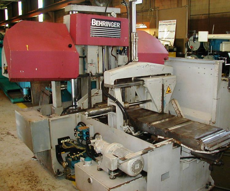 Behringer HBP-303A Sawing Machine