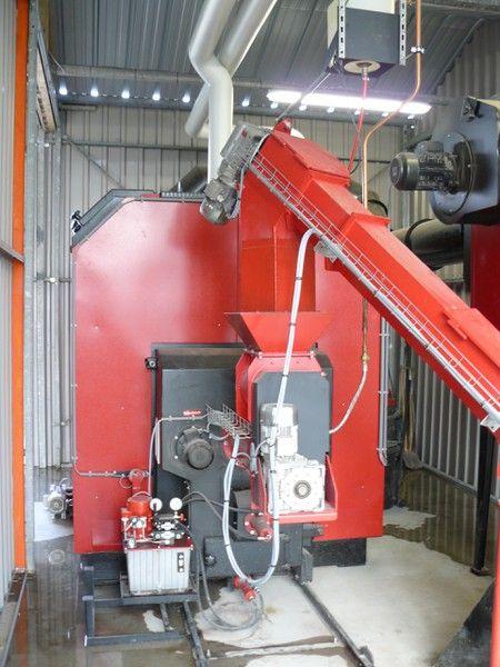 Bioflamm SR-E88 Heating system