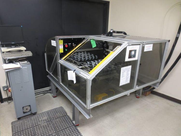 Accu-Systems V-Scoring Machine