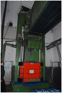 Others press 100/50*220  PF1150/200 Baling Press