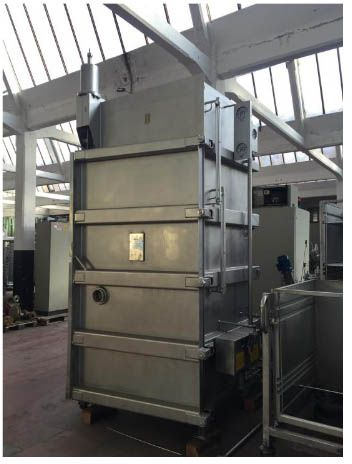 Loris Bellini APPC LV 150 Hank dyeing machines