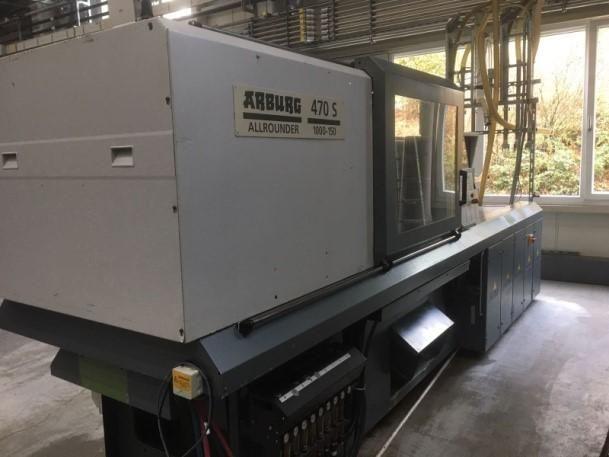 Arburg Allrounder 100 t