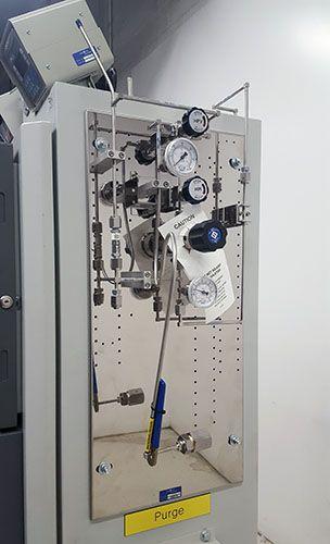 Semi Gas Cabinet