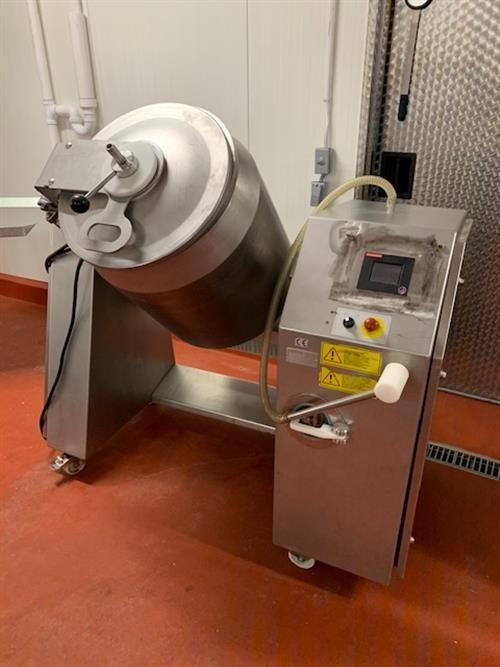 Gunther GPA150 vacuum tumbler