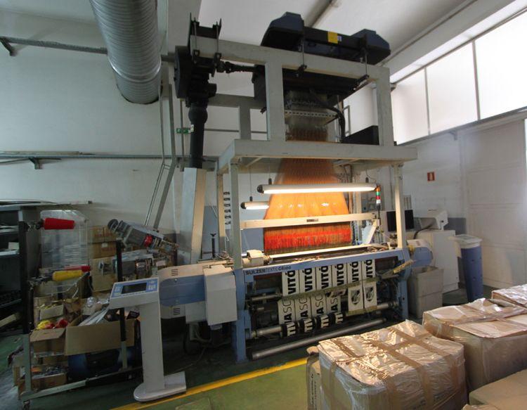 MEI, Sulzer G6300 BONAS electronic jacquard IBJ II