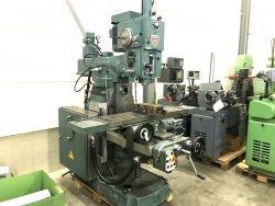Rambaudi Ms-3 Vertical fast head milling machine Max. 3000 giri/min