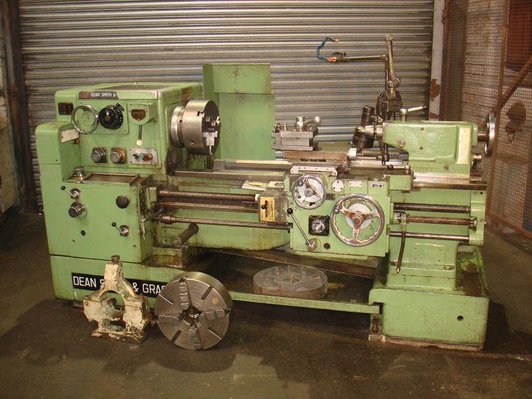 Dean Smith & Grace Engine Lathe Variable 1709