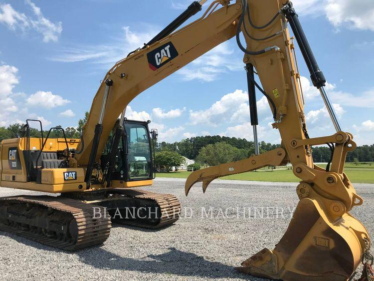 Caterpillar 323F Excavator