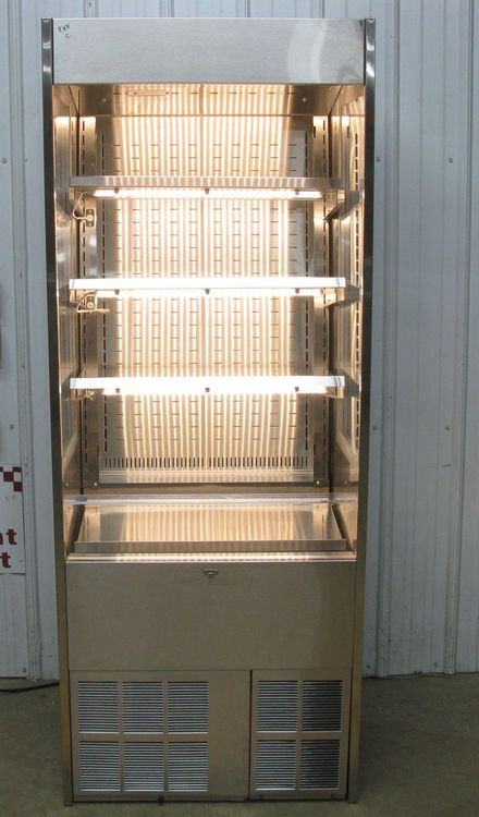 Federal RSSM3078SC Multi Deck Display Case Refrigerator
