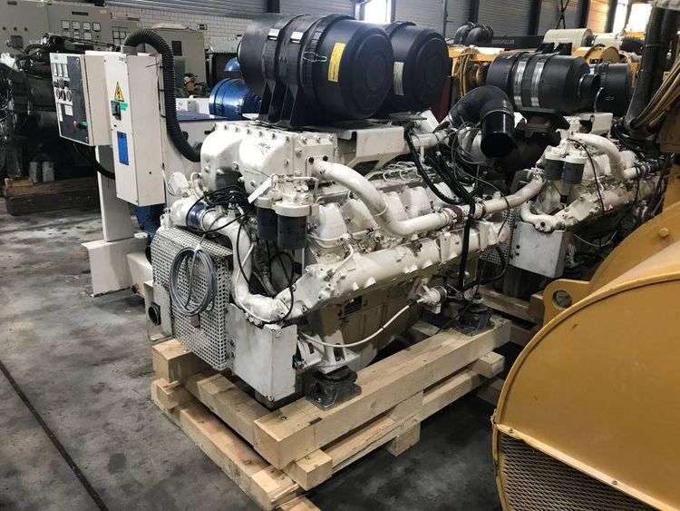 MAN D 2842 LE Diesel Marine Engine