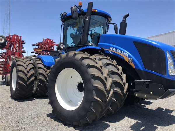 New Holland T9.615 HD 4WD