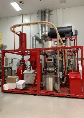 Petroncini Coffee Roasting System